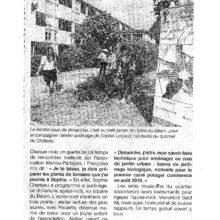 Ouest France - Mai 2107