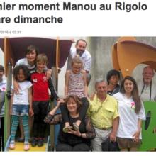 Ouest France - Juillet 2016