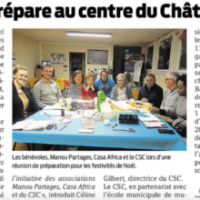 Ouest France - Décembre 2016