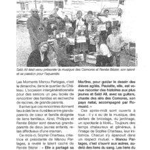 Ouest France - Mai 2017