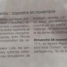 Presse Océan - Novembre 2017