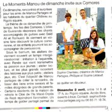 Ouest France Avril 2017