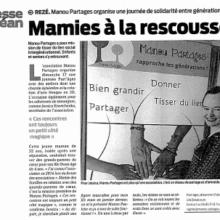 Presse Océan Décembre 2017