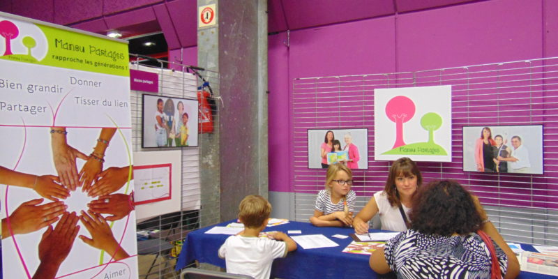 Forum des associations Rezé Septembre 2016