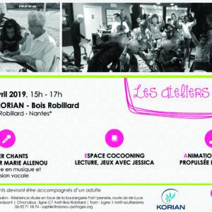 Les Ateliers Manou KORIAN 06042019