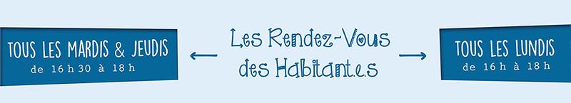 Les Rendez-Vous des Habitant.e.s
