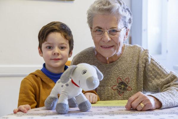 Mises en lien Familles & Grands-parents de cœur *